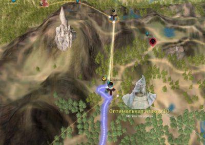 Камира на карте