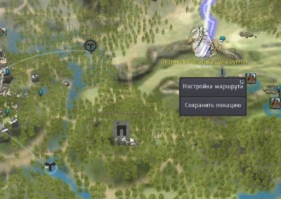 Луг Наван на карте
