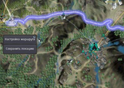 Могила шерехан на карте
