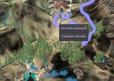 Зловещий алтарь на карте